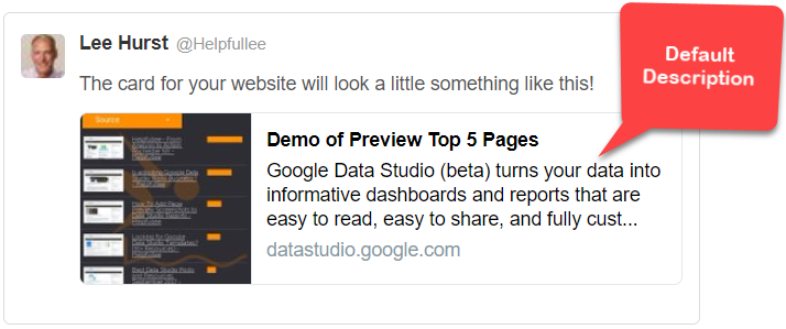 How to share Google Data Studio Dashboards and Reports  - Helpfullee