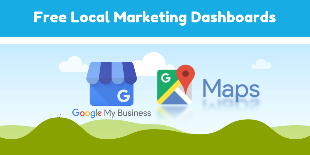 Free Local Marketing Dashboards