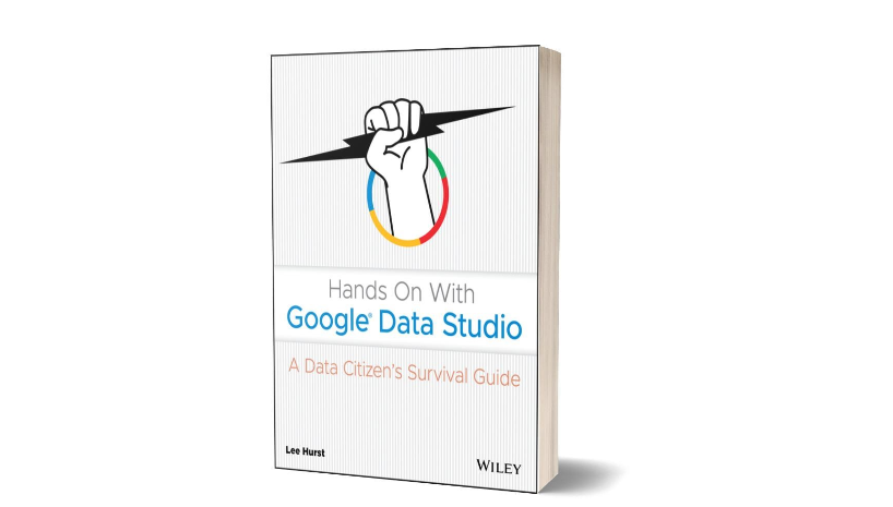 Hands On With Google Data Studio - Book Cover