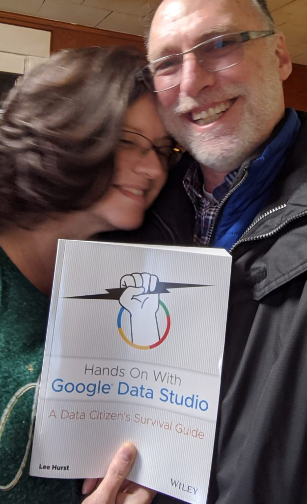 FIrst Copy of Hands on With Google Data Studio!